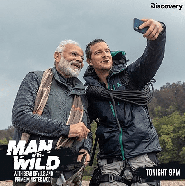 Bear Grylls Man vs. Wild