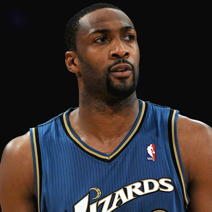 Gilbert Arenas, Washington Wizards point guard