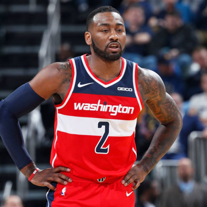 John Wall, Washington Wizards point guard