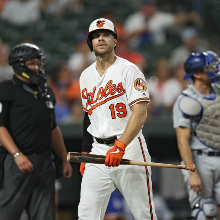 Chris Davis, Baltimore Orioles first baseman