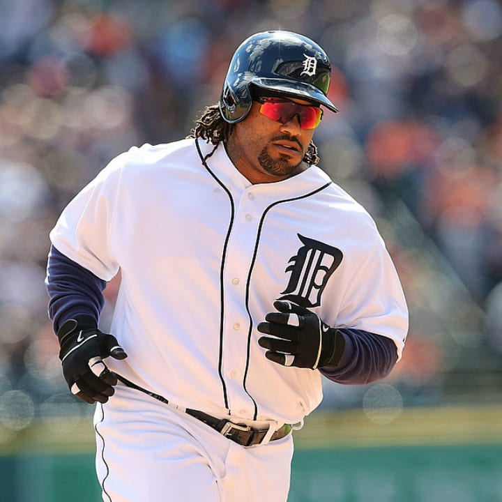 Prince Fielder, Detroit Tigers first baseman