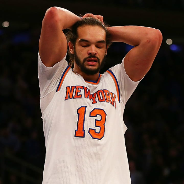 Joakim Noah, New York Knicks center
