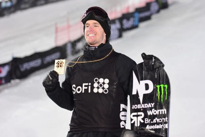 Max Parrot X Games Aspen 2018 Big Air Gold Medal