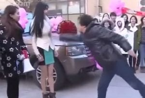 marriage-proposal-fails Valentines Day public rejection Korea