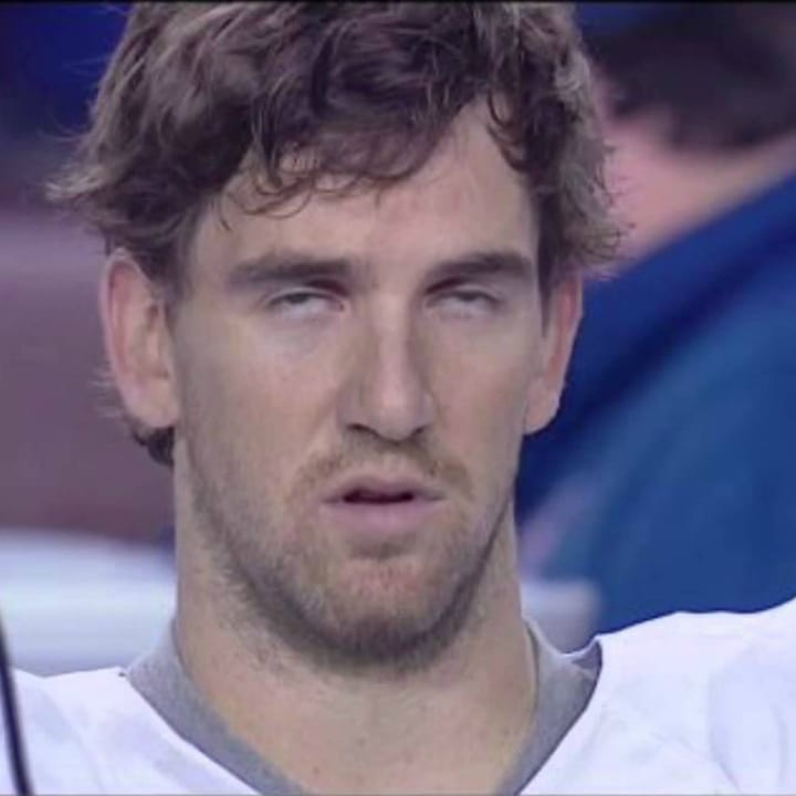 Eli Manning, New York Giants quarterback