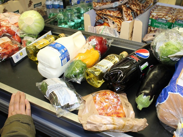 grocery store, supplies, safety, stay home