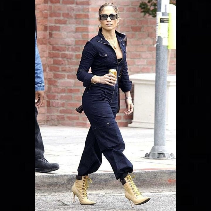 shoes, Timberlands, heels, boots