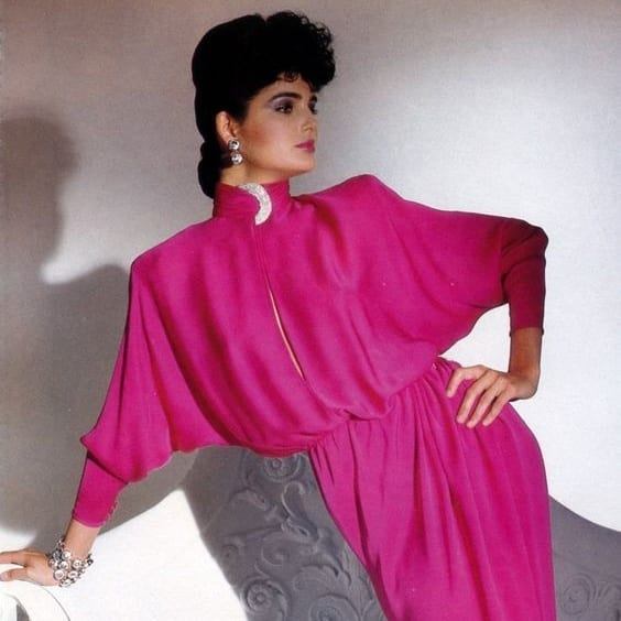 1980s, fashion trends, style, shoulder pads