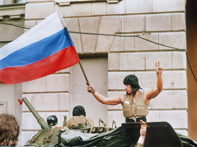 russian independence