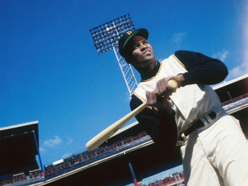 Best hitters in mlb, Roberto Clemente
