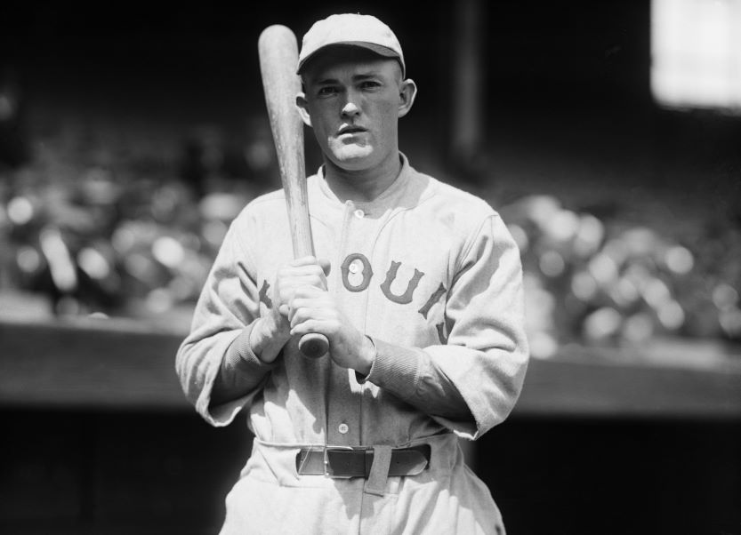 Best hitters in mlb, Rogers Hornsby