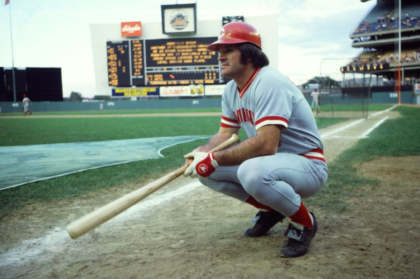 Best hitters in mlb, Pete Rose